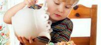 روش های به اشتها آوردن کودک جهت خوردن صبحانه
