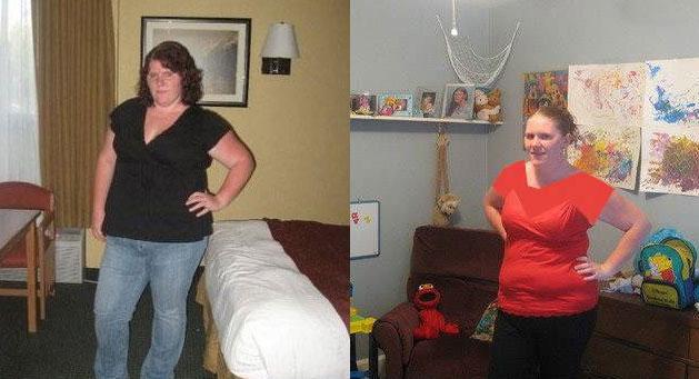 چگونه در 7 ماه 30 کیلو لاغر کنیم ؟