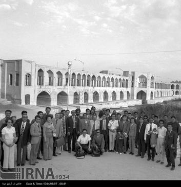 تصاویری از تهران میزبان المپیک آسیا - سال 1353
