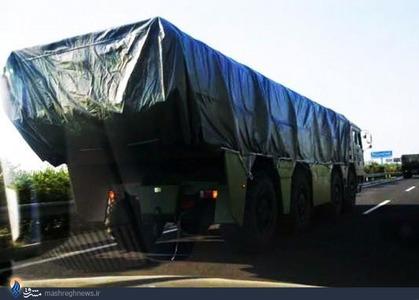 ساخت موشک های غول پیکر در چین !