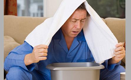 درمان سرفه و گلودرد با روش های سریع