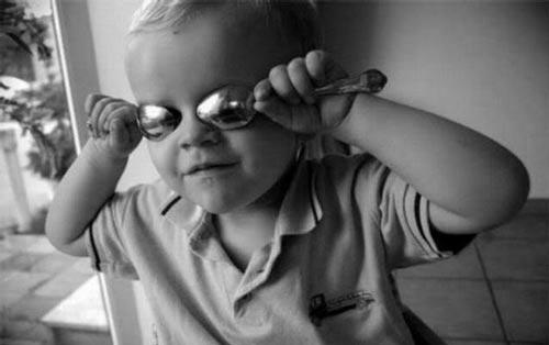 تصاویری بامزه و ناناز از کودکان ناز