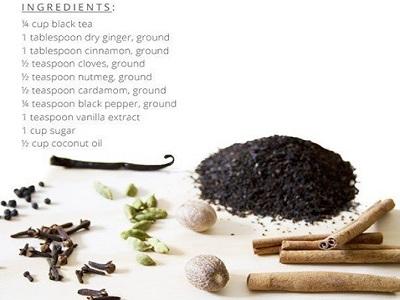 خواص طبیعی اسکراب چای برای بدن و پوست