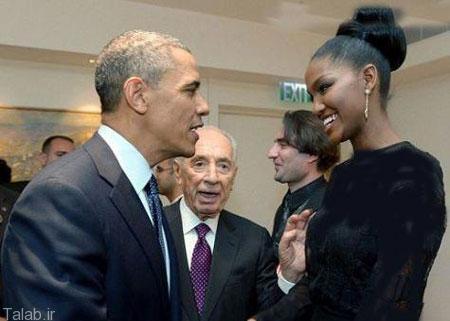 ملکه زیبایی که عقل از سر رئیس جمهور پراند + عکس