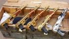 تصاویر جالب از اسلحه های گرانقیمت صدام