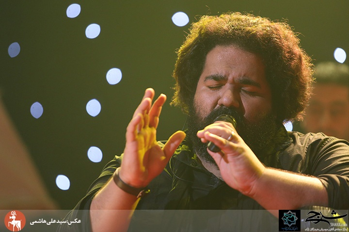 کنسرت زیبای رضا صادقی در زادگاه خود + عکس