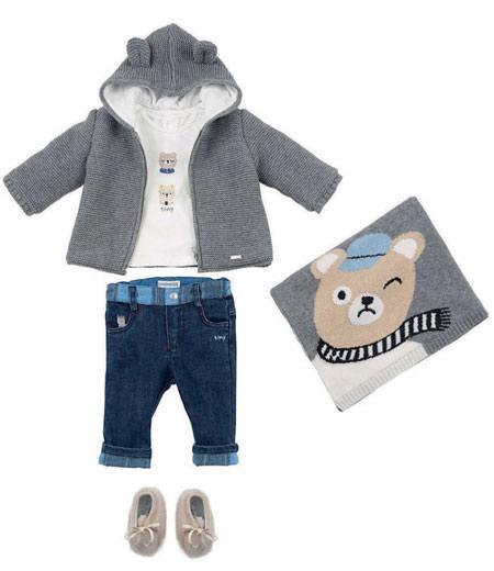 مدل لباس کودک پاییزی و زمستانی