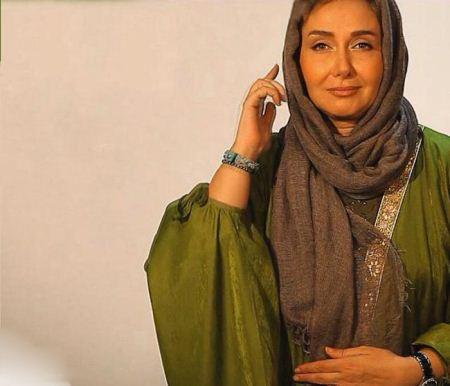 کتایون ریاحی و علی دایی گرم صحبت کردن (عکس)