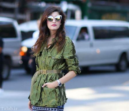 مدل لباس و رنگ پاییزی زنانه 2016