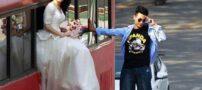 شعبده باز چینی و ماجرای عشق و ازدواج + عکس