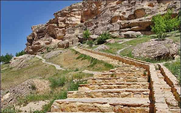 معرفی غار کرفتو در کردستان + تصاویر