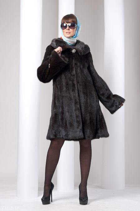 مدل های شیک پالتو زنانه زمستانی