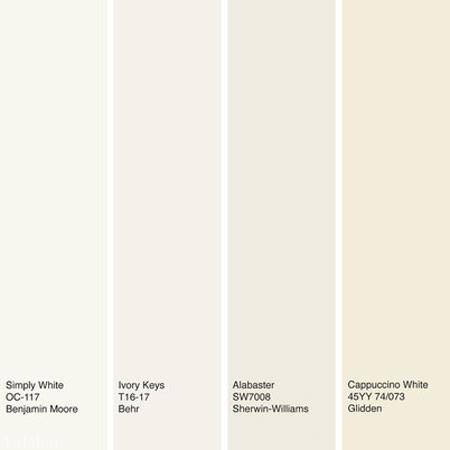 رنگ مد سال 2016 سفید استخوانی
