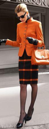 جدیدترین مدل لباس های پاییزی زنانه