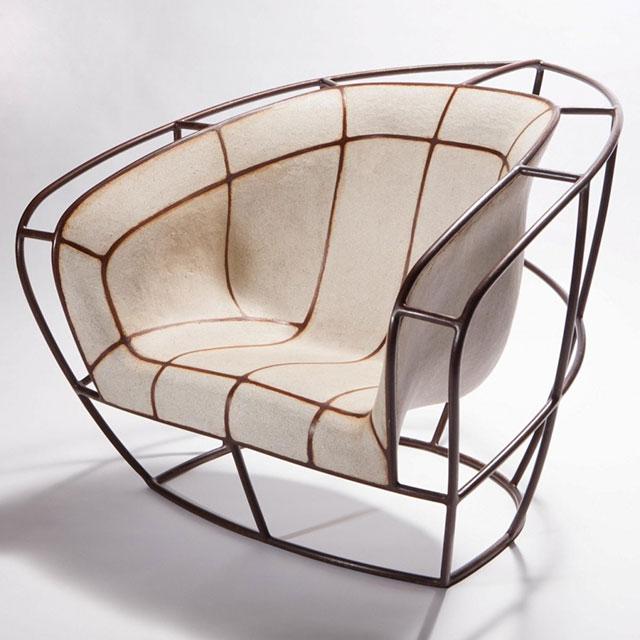 طراحی صندلی های جالب برای فضای باز