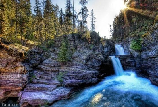 عکس های جالب و بی نظیر از زیبایی های جهان