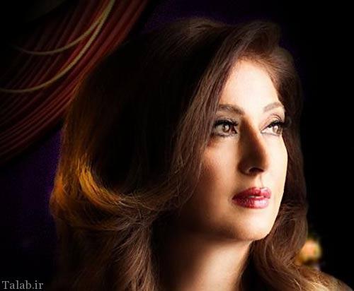 عکس و بیوگرافی لیلا فروهر بازیگر و خواننده مشهور ایرانی