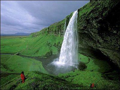 تصاویری از زیباترین آبشارهای دنیا