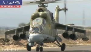 بالگرد روسی معروف به تانک پرنده + عکس