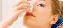 علت خونریزی بینی در گرمای تابستان