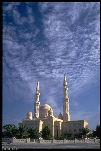 معرفی مکان های جذاب و دیدنی دبی + تصاویر