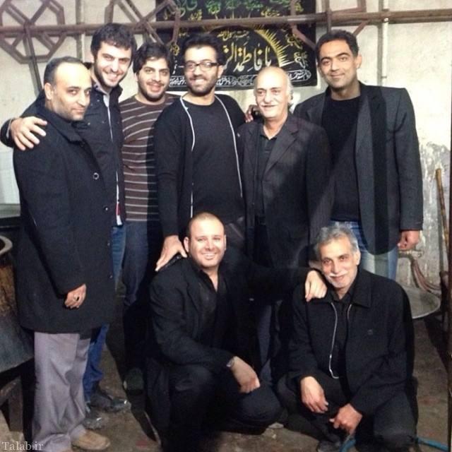 مقتل خوانی علی ضیا در کاشان + عکس