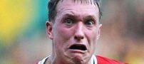 عکس های خنده دار از چهره ورزشکاران در شرایط خاص