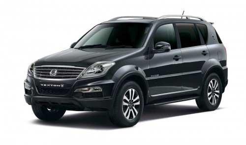 معرفی خودروی جدید چینی سانگ یانگ