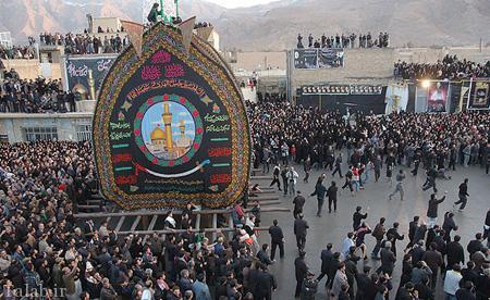 آداب و رسوم سنتی یزد در پیشواز ماه محرم