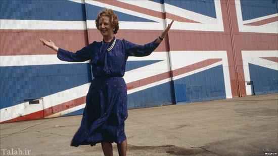 مارگارت هیلدا تاچر سیاست مدار بزرگ و دختر یک بقال