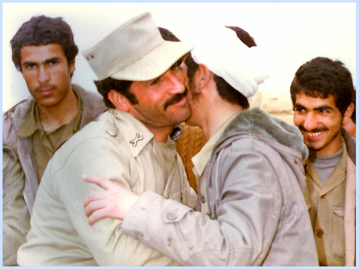 تصاویر شهدا و جانبازان جنگ ایران و عراق