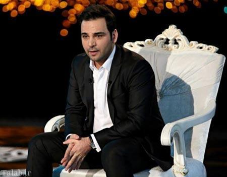 احسان علیخانی کنار دیگ نذری امام حسین (ع) + عکس
