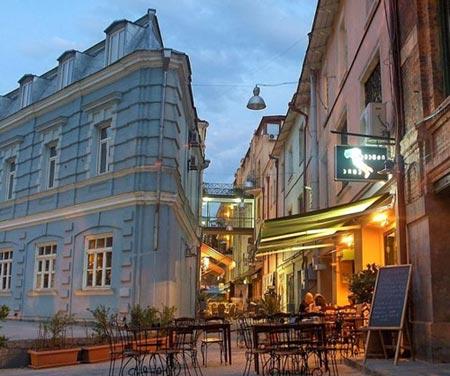 گرجستان مکانی مناسب برای تفریح در تابستان