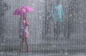 اس ام اس های غمگین روزهای بارانی