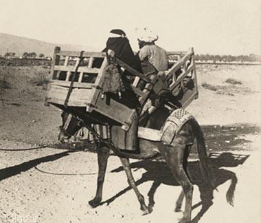 در عصر قاجار اینگونه به مکه می رفتند! (عکس)