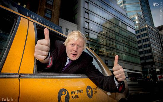 عکس های خنده دار از یک شهردار متفاوت و خاص