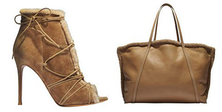 ست های زیبا از کیف و کفش پاییزی به پیشنهاد مجله Elle