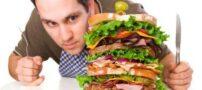 جایزه عجیب برای خوردن این ساندویچ غول پیکر + عکس