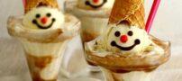 بهترین بستنی برای کودک