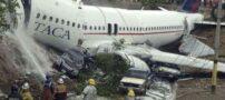 سقوط هواپیمای روسی با بیش از 200 مسافر + عکس