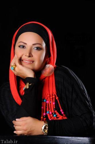گفتگویی جالب با کمند امیر سلیمانی بازیگر آرام