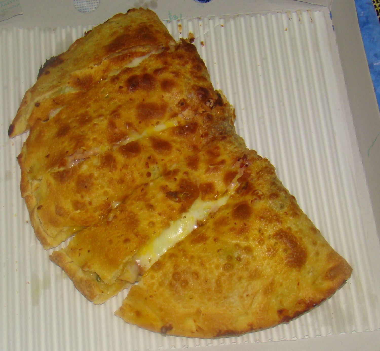 طرز درست کردن پیتزا کالزون