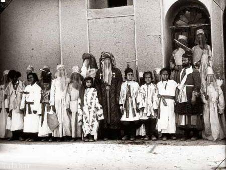 تصاویر جالب از عزاداری محرم در اصفهان 120 سال پیش
