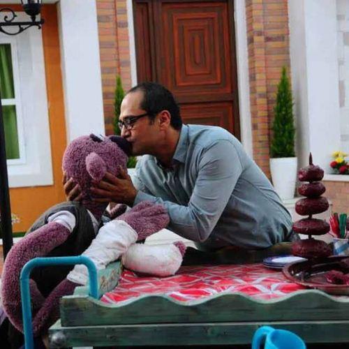 مصاحبه با گوینده و عروسک گردان جناب خان + تصاویر
