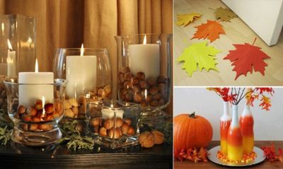 چیدمان خانه متناسب با فصل زیبای پاییز