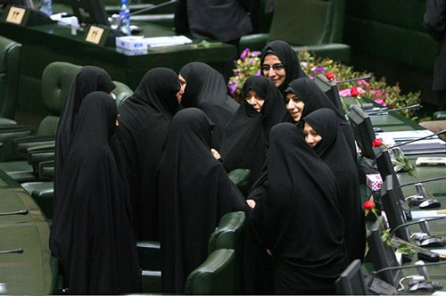 خانم های سیاستمدار ایرانی را بهتر بشناسید