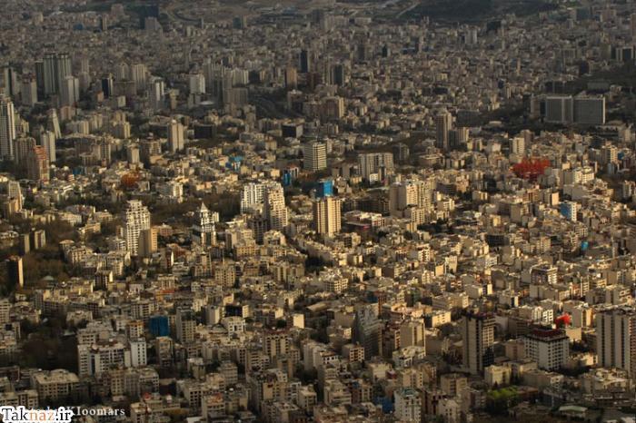 عکس های زیبا و دیدنی از تهران