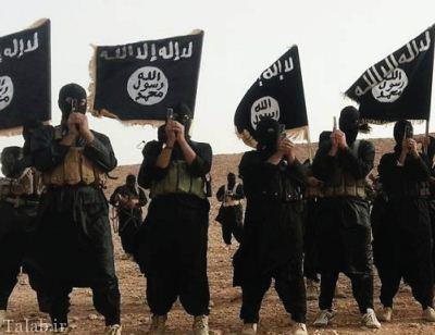 کمین کردن برای به دام انداختن 100 داعشی + عکس