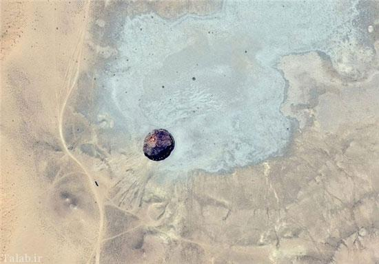 آشنایی با گودال شعله ور در ترکمنستان