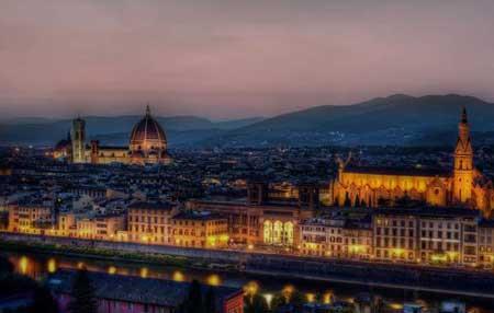معرفی شهر رویایی و زیبای فلورانس ایتالیا + تصاویر